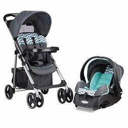 Evenflo Vive Travel System with Embrace Infant Car Seat, Spe
