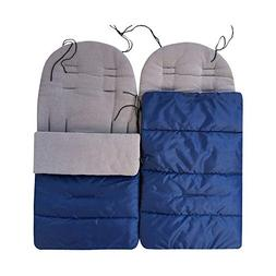 VNHOME Winter Baby Toddler Universal Footmuff Cosy Toes Apro