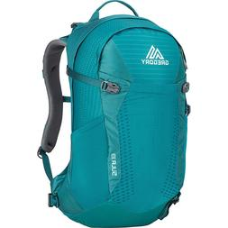 Gregory Women's Sula 18 Backpack Hiking Day Pack Mineral Gre