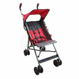 Wonder Buggy Taylor Umbrella Stroller With Flat Canopy - Sol