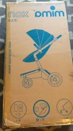 Mima Xari Stroller Seat Kit Only Camel Color
