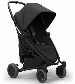 Quinny Zapp Flex Plus Stroller, Black on Black